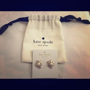 Kate Spade ♠️ earrings!